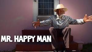 אדון אדם שמח