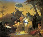 דומם שטה (משה בתיבה) מאת  קדיש יהודה (לייב) סילמן