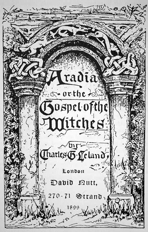 Aradia-title-page