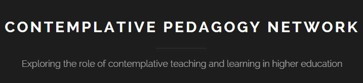 Contemplative pedagogical network