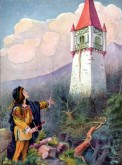 Johnny_Gruelle_illustration_-_Rapunzel_-_Project_Gutenberg_etext_11027
