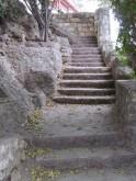 Safed ancient steps