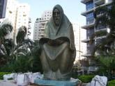 Statue of prayer